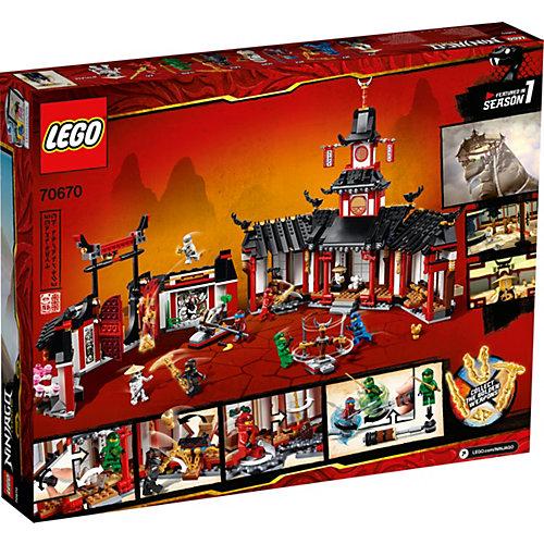Конструктор LEGO Ninjago 70670: Монастырь Кружитцу от LEGO