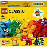 Конструктор LEGO Classic 11001: Модели из кубиков