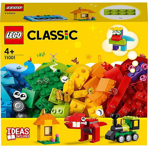 Lego 11001 Classics Lego Bausteine Erster Bauspaãÿ Lego Classics