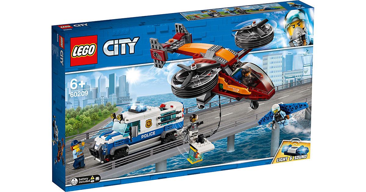 Lego 60209 City: Polizei Diamantenraub