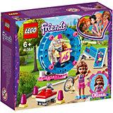 Конструктор LEGO Friends 41383: Игровая площадка для хомячка Оливии