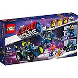 Конструктор LEGO Movie 70826: Рэкстремальный внедорожник Рэкса!