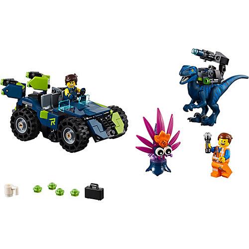Конструктор LEGO Movie 70826: Рэкстремальный внедорожник Рэкса! от LEGO
