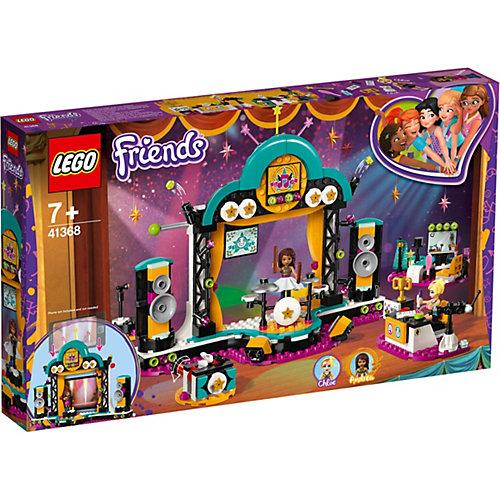 Конструктор LEGO Friends 41368: Шоу талантов от LEGO