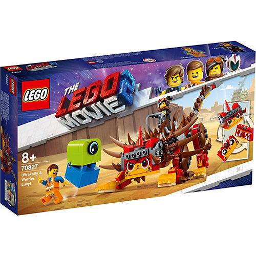 Конструктор LEGO Movie 70827: Ультра-Киса и воин Люси от LEGO