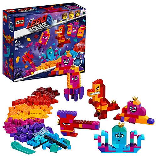 """Конструктор LEGO Movie 70825: Шкатулка королевы Многолики """"Собери что хочешь"""" от LEGO"""