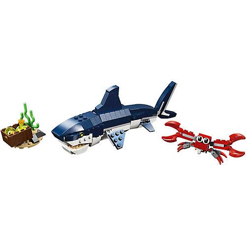 Конструктор LEGO Creator 3108: Обитатели морских глубин от LEGO