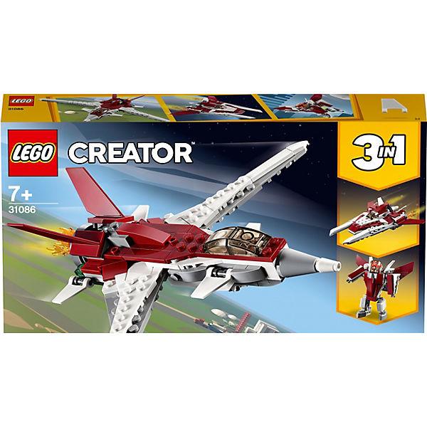 LEGO 31086 Classics: Flugzeug der Zukunft, LEGO Creator