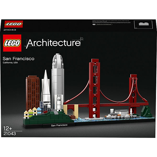 LEGO 21043 Architecture: San Francisco