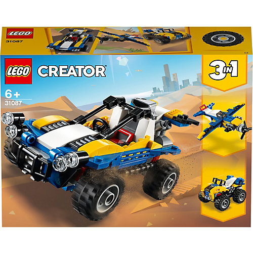 Конструктор LEGO Creator 31087: Пустынный багги от LEGO