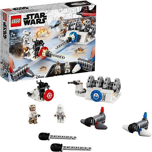 Разрушение генераторов на Хоте от LEGO