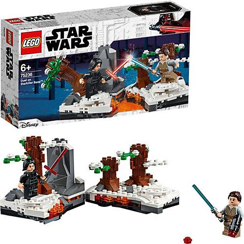 Битва при базе «Старкиллер» от LEGO