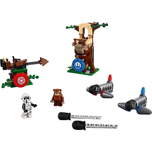 Нападение на планету Эндор от LEGO
