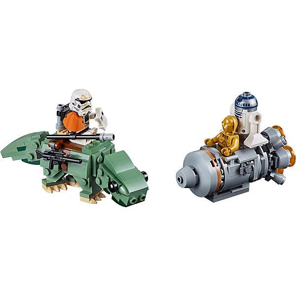 Конструктор LEGO Star Wars 75228: Спасательная капсула Микрофайтеры: дьюбэк