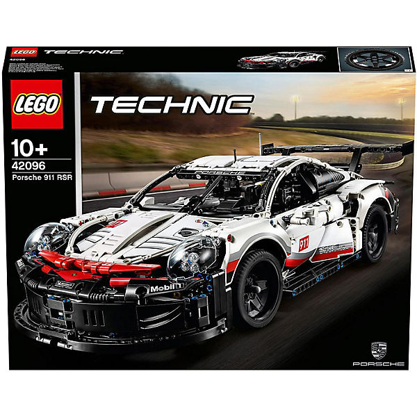 lego 42096 technic porsche 911 rsr lego technic mytoys. Black Bedroom Furniture Sets. Home Design Ideas