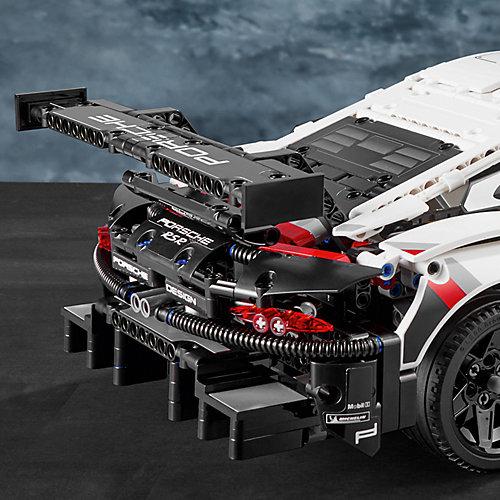 Конструктор LEGO Technic 42096: Porsche 911 RSR от LEGO