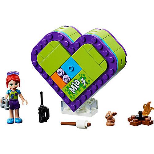 Конструктор LEGO Friends 41358: Шкатулка-сердечко Мии от LEGO