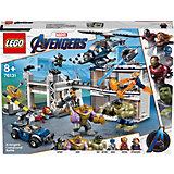 Конструктор LEGO Super Heroes 76131: Битва на базе Мстителей