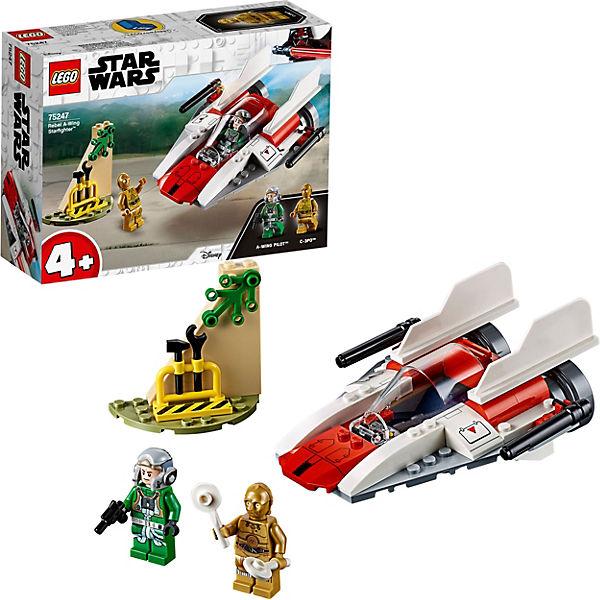Конструктор LEGO Star Wars 75247: Звёздный истребитель типа А