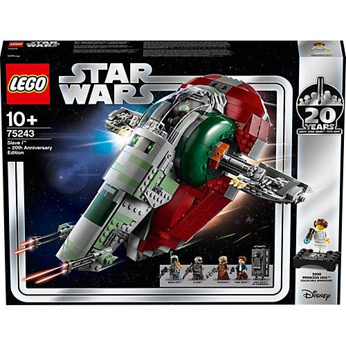 «Раб I»: выпуск к 20-летнему юбилею от LEGO