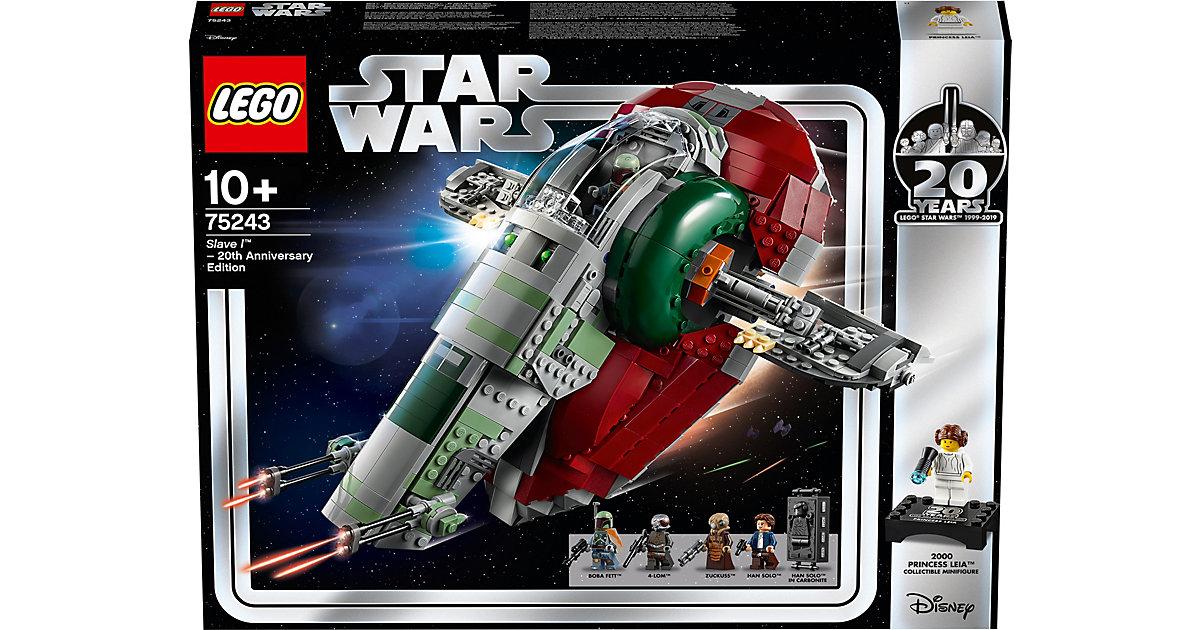 LEGO · LEGO 75243 Star Wars: Slave I™ 20 Jahre LEGO Star Wars
