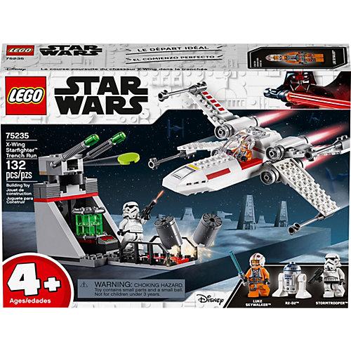 Конструктор LEGO Star Wars 75235: Звёздный истребитель типа Х от LEGO