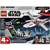 Конструктор LEGO Star Wars 75235: Звёздный истребитель типа Х