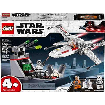 c0187ce0684d0 LEGO 75235 Star Wars  X-Wing Starfighter™ Trench Run ...