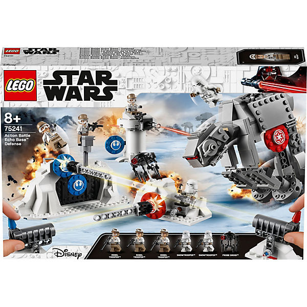 LEGO 75241 Star Wars: Action Battle Echo Base™ Verteidigung