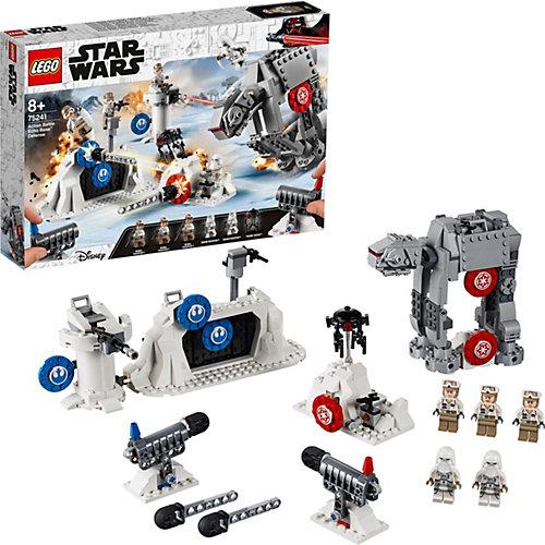 Защита базы «Эхо» от LEGO