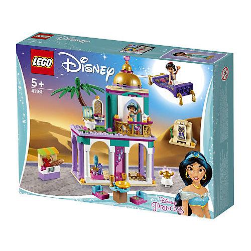 Конструктор LEGO Disney Princess 41161: Приключения Аладдина и Жасмин во дворце от LEGO
