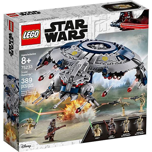 LEGO 75233 Star Wars: Droid Gunship™, LEGO Star Wars