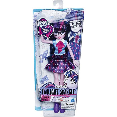 "Кукла Equestria Girls ""Классический стиль"" Твайлайт Спаркл (Искорка), 28 см от Hasbro"