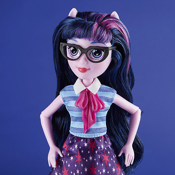 "Кукла Equestria Girls ""Классический стиль"" Твайлайт Спаркл (Искорка), 28 см"