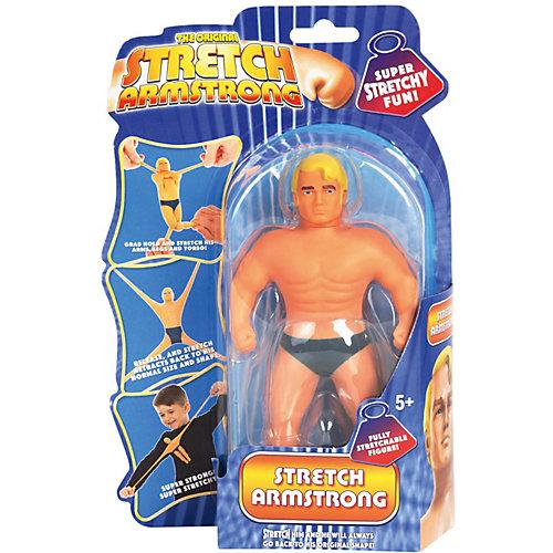 Тянущаяся минифигурка Stretch Armstrong Армстронг Стретч от Stretch Armstrong
