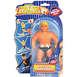 Тянущаяся минифигурка Stretch Armstrong Армстронг Стретч