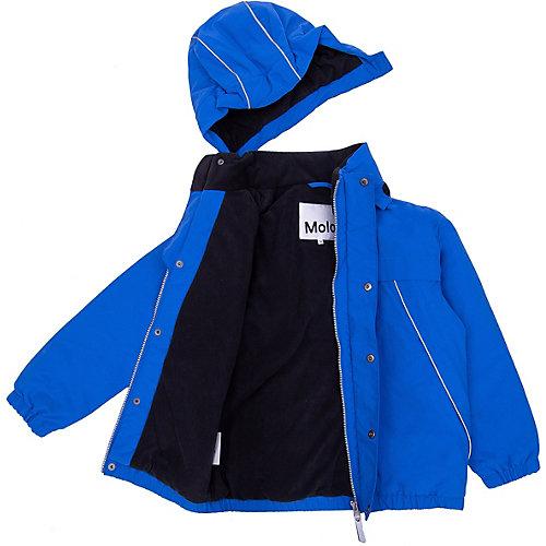 Утепленная куртка Molo - синий от Molo