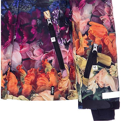 Утепленная куртка Molo - разноцветный от Molo