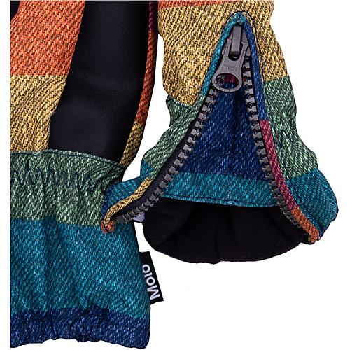 Варежки Molo - разноцветный от Molo