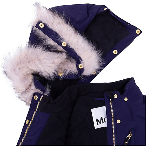 Утепленная куртка Molo - лиловый от Molo