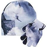 Комплект: шапка и перчатки Molo для мальчика