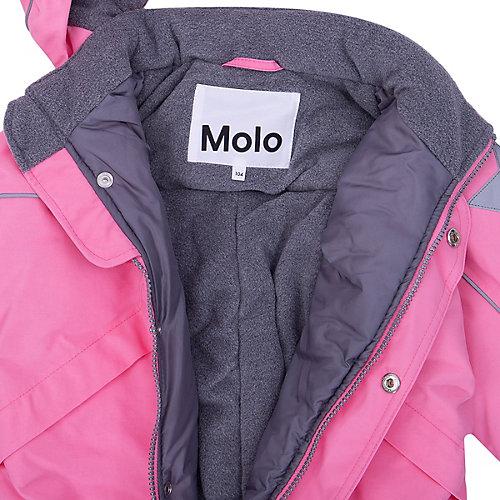 Утепленный комбинезон Molo - розовый от Molo
