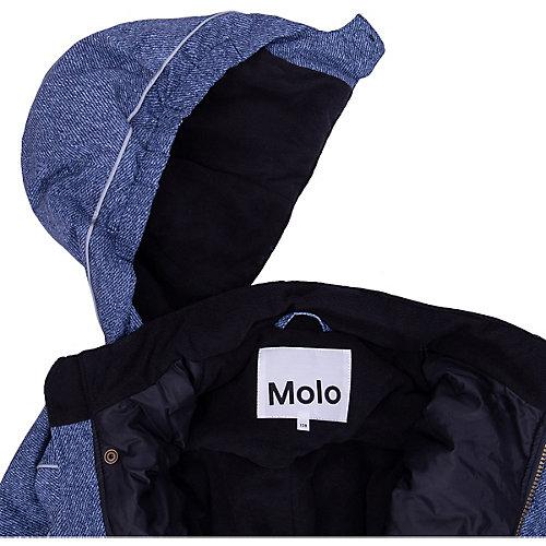 Утепленный комбинезон Molo - синий от Molo