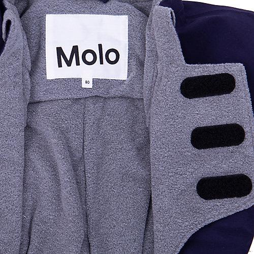 Утепленный комбинезон Molo - лиловый от Molo