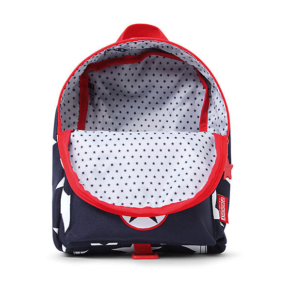 Penny Scallan Kinderrucksack Mini Navy Star