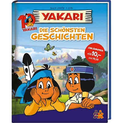 Wende Kinderbettwäsche Yakari Nachts Renforcé 135 X 200 Cm Yakari