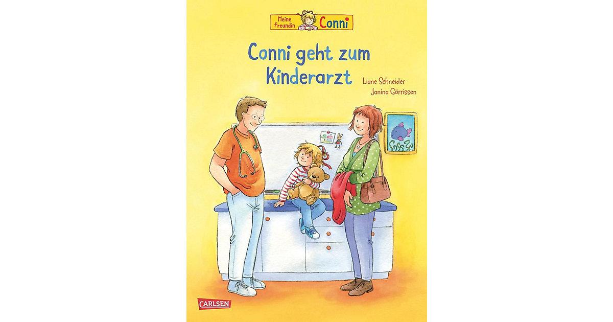 Meine Freundin Conni: Conni geht zum Kinderarzt