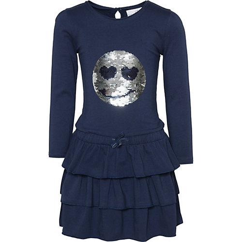 happy girls Kinder Jerseykleid mit Wendepailletten Gr. 116 Mädchen Kinder | 04250076641041