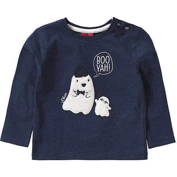 288a265922af Baby Langarmshirt für Jungen, s.Oliver   myToys