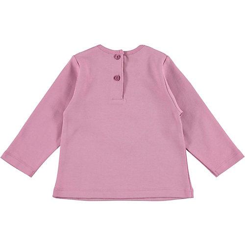 Лонгслив iDO - розовый от iDO